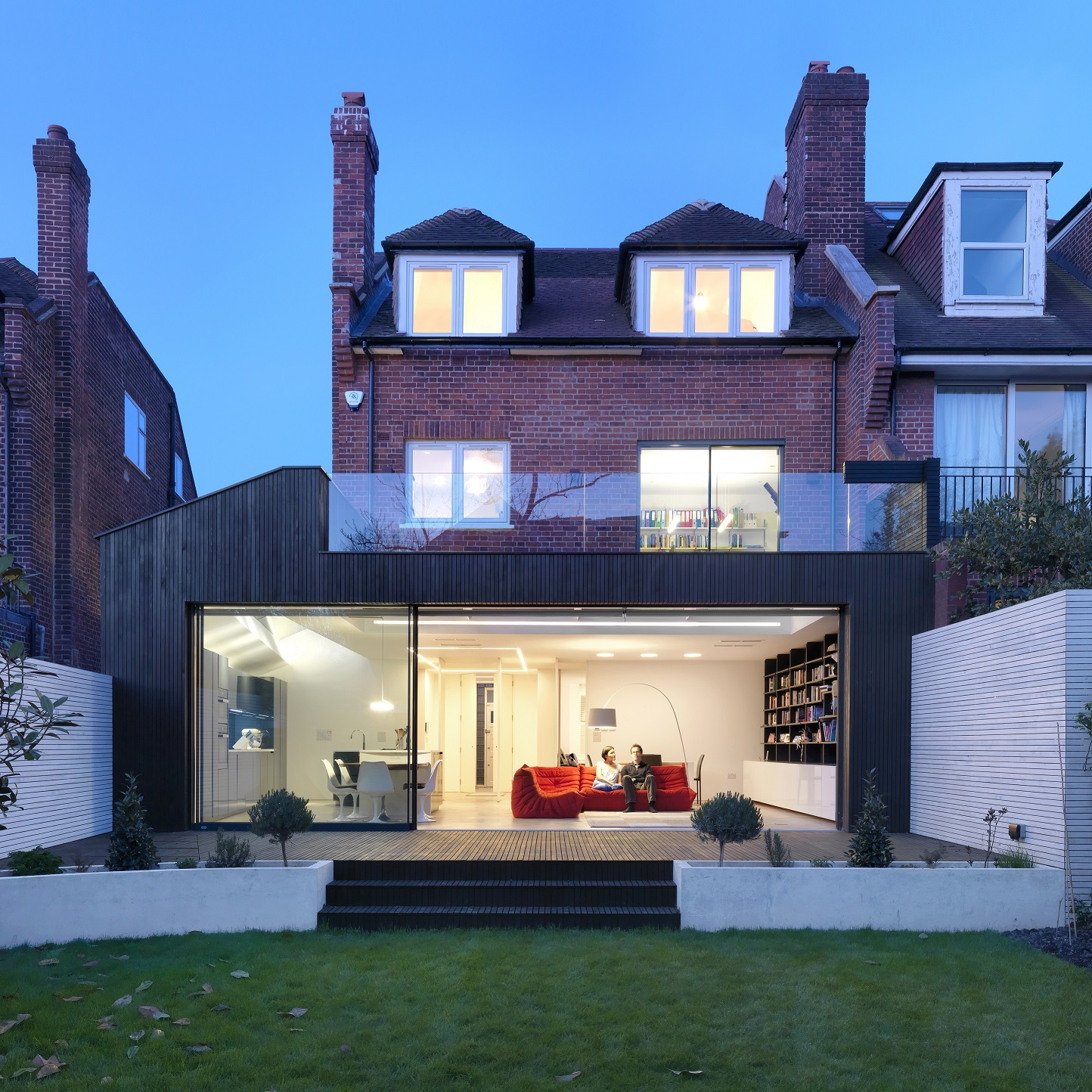 Talbot road to feature on bbc2 39 s 39 the house that 100k for Can you build a house for 100k